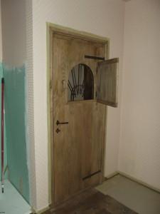 usa-de-interior-rustica-antice-stejar-ceruit