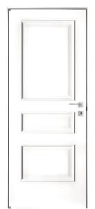 Usa-Interioara-Furnir-Alb-Mat-Barausse-BLANC-COLONIAL-MATT-INNER