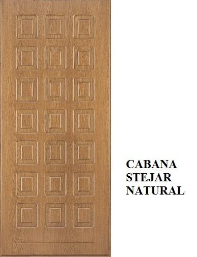Cabana - Rovere naturale