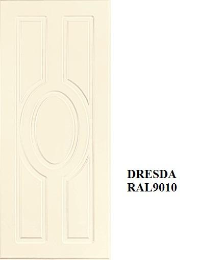 Dresda - Bianco Polo  RAL 9010