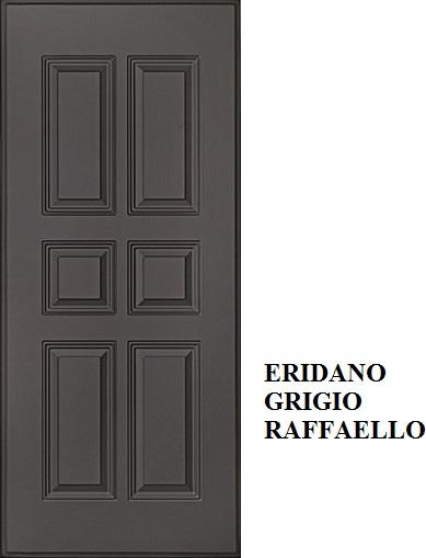 Eridano-k - Grigio Raffaello