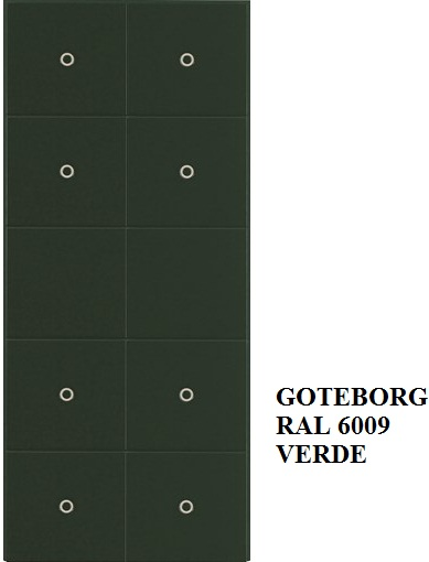 Goteborg - Verde ral 6009