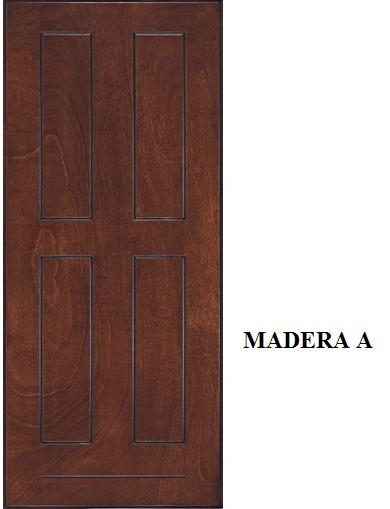 Madera A - Tinto mogano