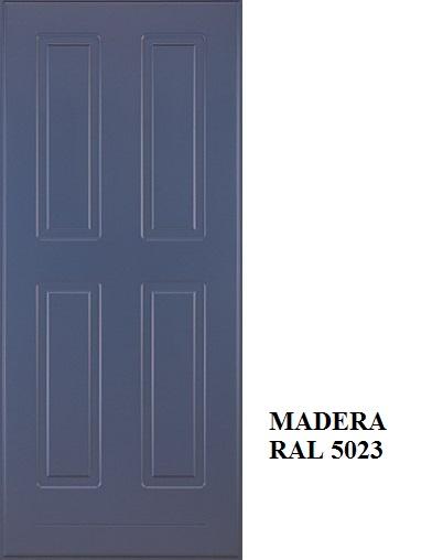 Madera - Blu Orizzonte RAL 5023