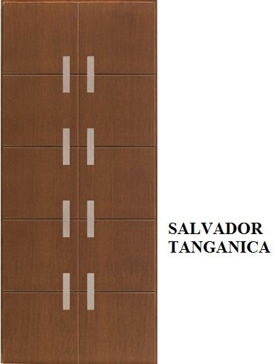 Salvador - Tanganica tinto noce nazionale