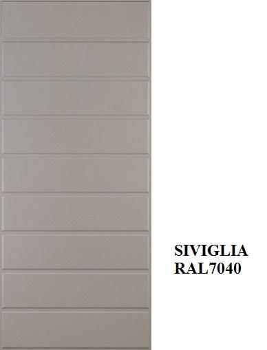 Siviglia - Grigio RAL 7040