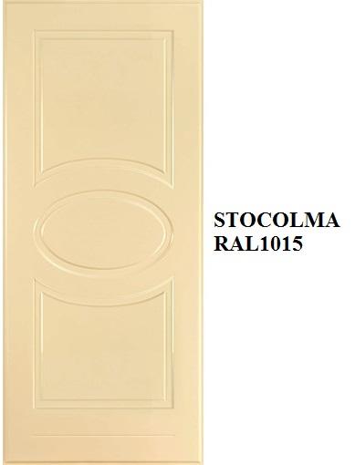 Stoccolma - Avorio Guinea RAL 1015
