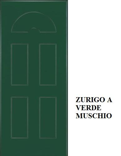 Zurigo A - Verde muschio