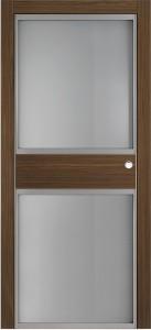 CANALETTO-usa-de-interior-geam-furnir-natural-nuc-negru-balamale-pivot-glisanta