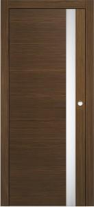 CANALETTO-usa-de-interior-geam-furnir-natural-nuc-negru-balamale-pivot-glisanta-lemnstratificat